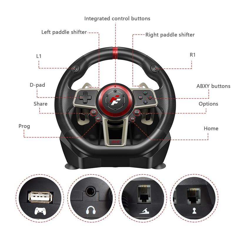 freio do acelerador da máquina de condução
