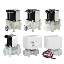 Pure water machine RO machine water purifier accessories quick plug in water solenoid valve waste water solenoid valve 24V