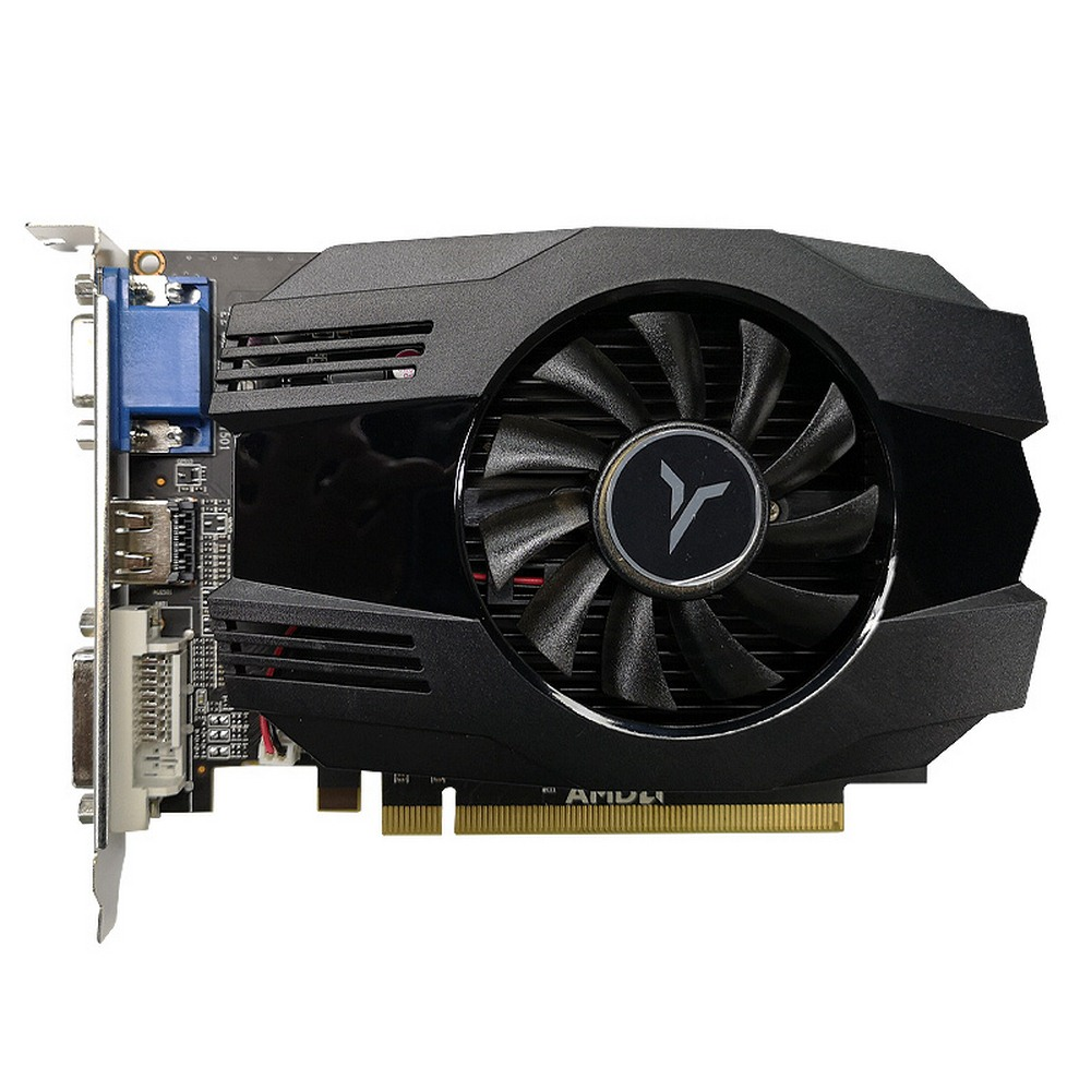 Radium R5 240-4GD3 God Of War YESTON R5 240-4GD3 VA Game Graphics Card 4G/64bit/DDR3 Ultra-high Resolution Games