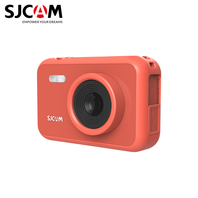 Original SJCAM niños Cámara divertida LCD 2,0 1080P HD Cámara USB2.0 Video grabadora cámara para niños