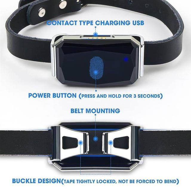 G12 GPS Smart Waterproof Universal Collar For Cats & Dogs  6