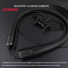 Wireless Earphone Bluetooth 5.0 Headset 32H Magnetic Gaming Headphones IPX5 Sport Earbud With Microphone For huawei xiaomi