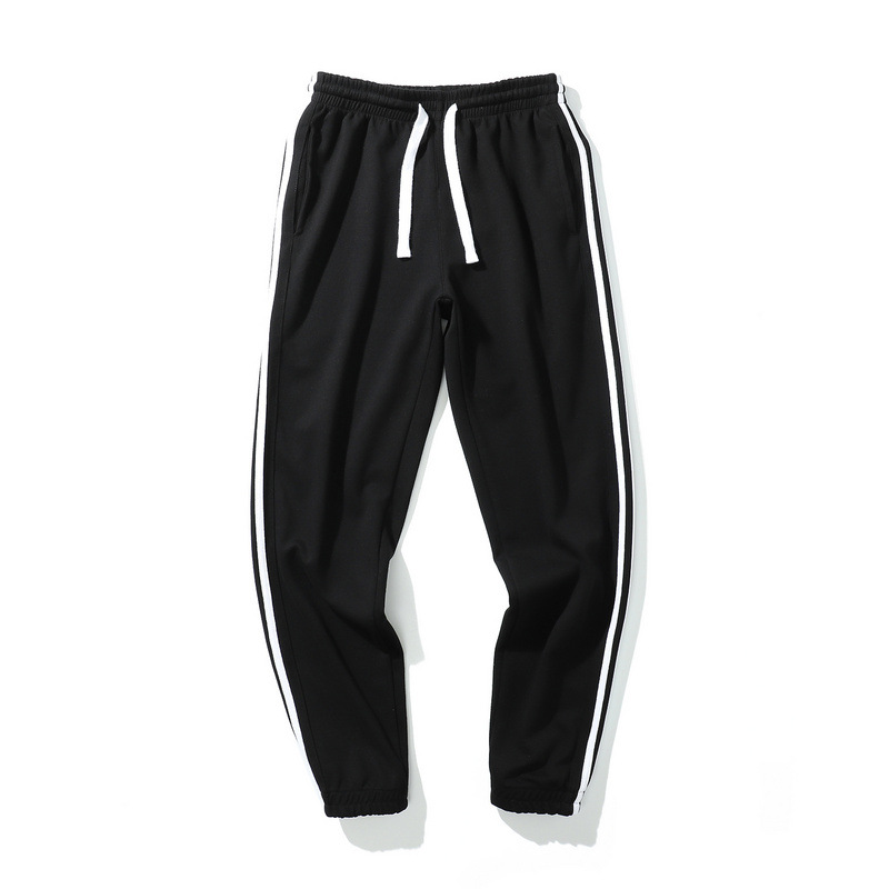 Four Seasons, Wild Side, Three Bars, Basic Models, Men And Women, Couples, Casual Sports Trousers, Fitness Running Pants
