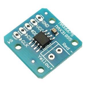 Image 2 - 5 יח\חבילה MAX31855 MAX6675 SPI K תרמי טמפרטורת חיישן מודול לוח עם סיכות