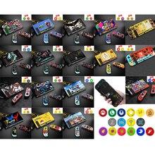 ماريوس بوكيمون نينتندو سويتش هارد حافظة واقية شل ل نينتندو سويتش NS وحدة التحكم والتحكم Joy Con الإرساء المباشر