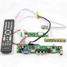 Latumab New LCD LED screen Controller Driver Board kit for LQ164D1LD4A TV+HDMI+VGA+USB t vst59 03 lcd led controller driver board for b141ew04 v4 qd14tl02 b154ew02 tv hdmi vga cvbs usb lvds reuse laptop 1280x800