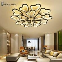 Светодиодная люстра palfond современный потолочный светильник