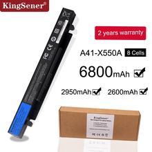 Аккумулятор для ноутбука ASUS, 15 в, 2950 мА/ч, корейский Аккумулятор для ноутбука ASUS, X450, X550, X550C, X550B, X550V, X450C, X550CA, X452EA, X452C
