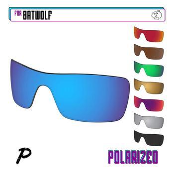 EZReplace Polarized Replacement Lenses for - Oakley Batwolf Sunglasses - Multiple Options toughasnails polarized replacement lenses for oakley split jacket sunglasses multiple options