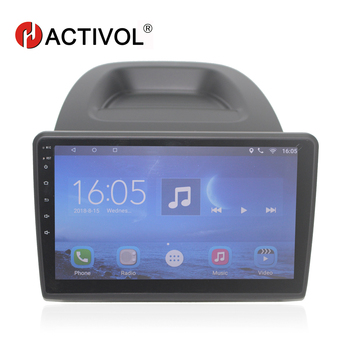 Bway 10 car radio for Ford Ford Ecosport 2018 android 7.0 car dvd player with bluetooth,GPS Navi,SWC,wifi,Mirror link,DVR image