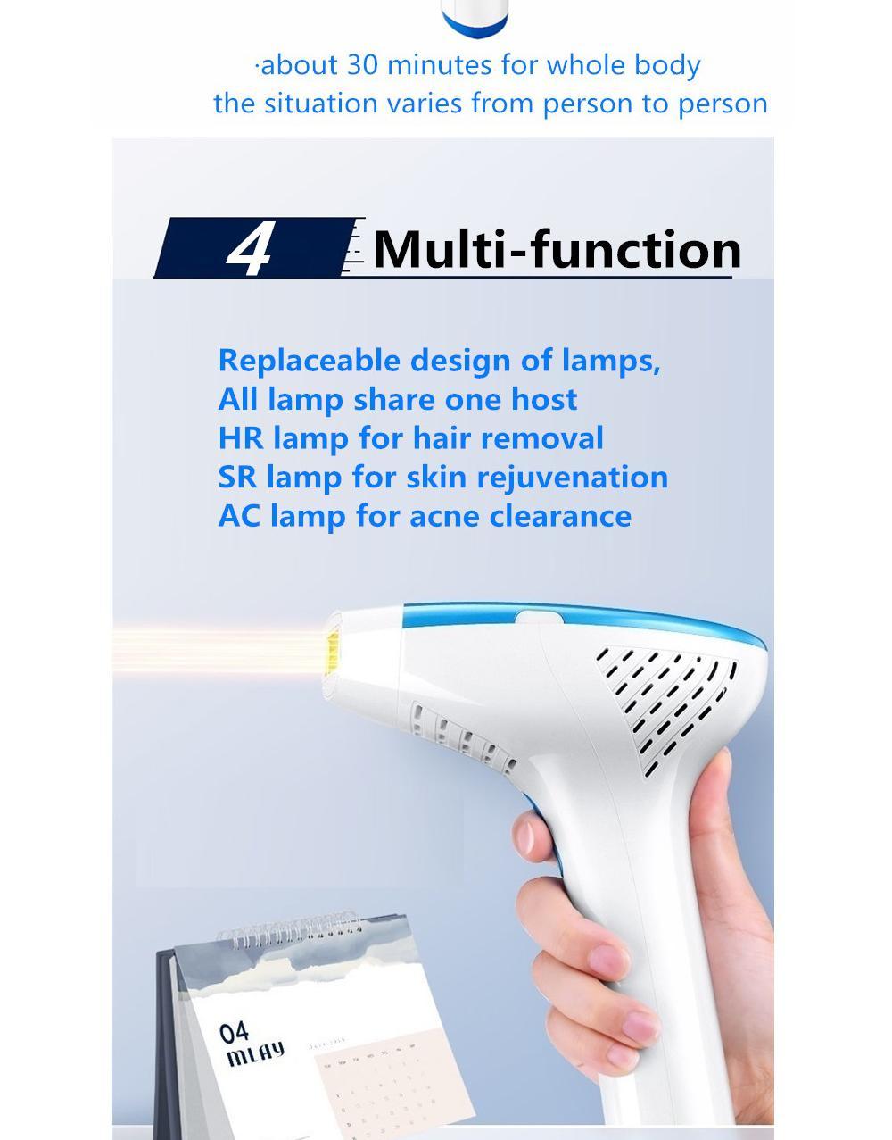 à laser, máquina de remoção de pelos