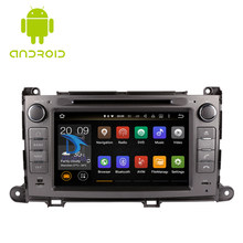 Android 9.0 Car GPS Navigation multimedia Bluetooth For OYOTA Sienna/XL30 2013--2020 Car radio player DVD Multimedia head unit(China)