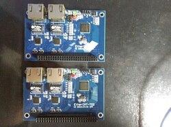 EtherCAT rozwój pokładzie ET1100 płyta główna LAN9252 płyta główna w Części do urządzeń do pielęgnacji osobistej od AGD na