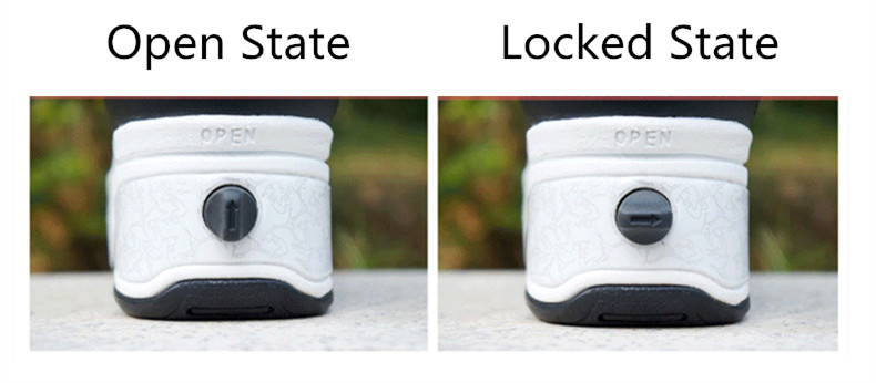 Casual Roller Shoes Automatic Four-Wheel