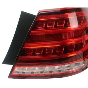 Image 2 - Car Right Outer Tail Light Rear Brake Lamp Fit For Mercedes Benz E Class W212 E200 E240 E260 E280 E300 2013 2014 2015