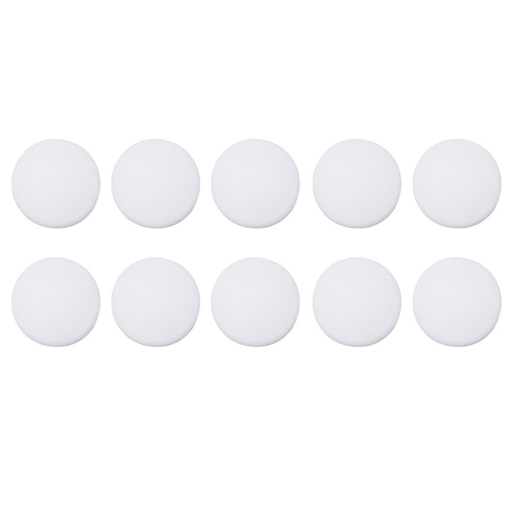 10pcs Pad Guard Stopper Durable Wall Protectors Silicone Bumper Home Door Handle Thicken