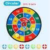 circular 8balls