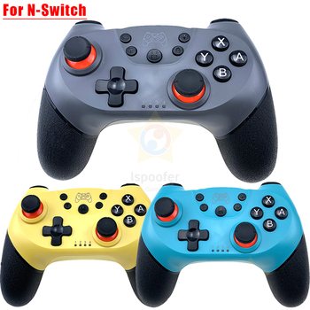 2020 Wireless Bluetooth Gamepad joystick Controller with 6-Axis Handle for Switch Pro For NS-Switch Console Accessories