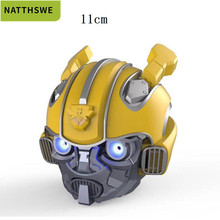 Bumblebee Bluetooth Speaker Wireless Bass Subwoofer with TF Card Portable Computer Speakers