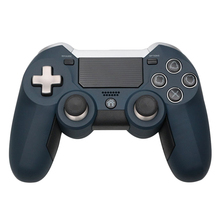 for PS4 Gamepad Dual Vibration Elite PS4 2.4G Wireless Game Controller Joystick for PS4 Video Gaming Console and PS3 pad ps4 game controller ps4 bluetooth connection with touch pad elite controller ps4 game handles for ps4 console with 500mah
