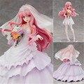 NIEUWE Kadokawa De Familiar van Zero Louise Final Trouwjurk Ver. PVC Action Figure Collectible Model Speelgoed Voor Kinderen Gift