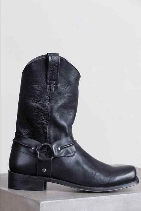38-48 werk Schoenen Winter Laarzen Mannen Big Size Pluche Warm Winter Schoenen Mannen Bruin Vintage Mannen Laarzen Veiligheid schoenen