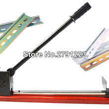 Din-Rail-Cutter Scales Replace Steel-Rail Aluminum-Alloy And Manual with for