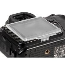 Appareil photo LCD protecteur décran couvercle Transparent BM 11 adapté pour Nikon D7000 corps DSLR accessoires
