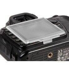 ตัวป้องกันหน้าจอ LCD ใสฝาครอบ BM 11 Fit สำหรับ Nikon D7000 Body DSLR อุปกรณ์เสริม