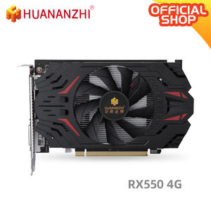 Graphics-Card HDMI Huananzhi Rx VGA GDDR5 550 6000mhz DVI 128bit 4G 1183mhz 14nm 512units