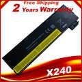 HSW 6 celle Nuova 5200mAh per Lenovo batteria Del Computer Portatile X240 X250 X260 T440 T450 T440S T450S T460 T460P T560 0C52861 0C52862 45N1125