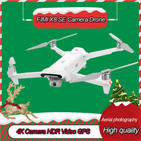 FIMI X8 SE Kamera Drone RC Hubschrauber 8KM FPV Drone 3-achsen Gimbal 4K Kamera HDR Video GPS RTF X8SE