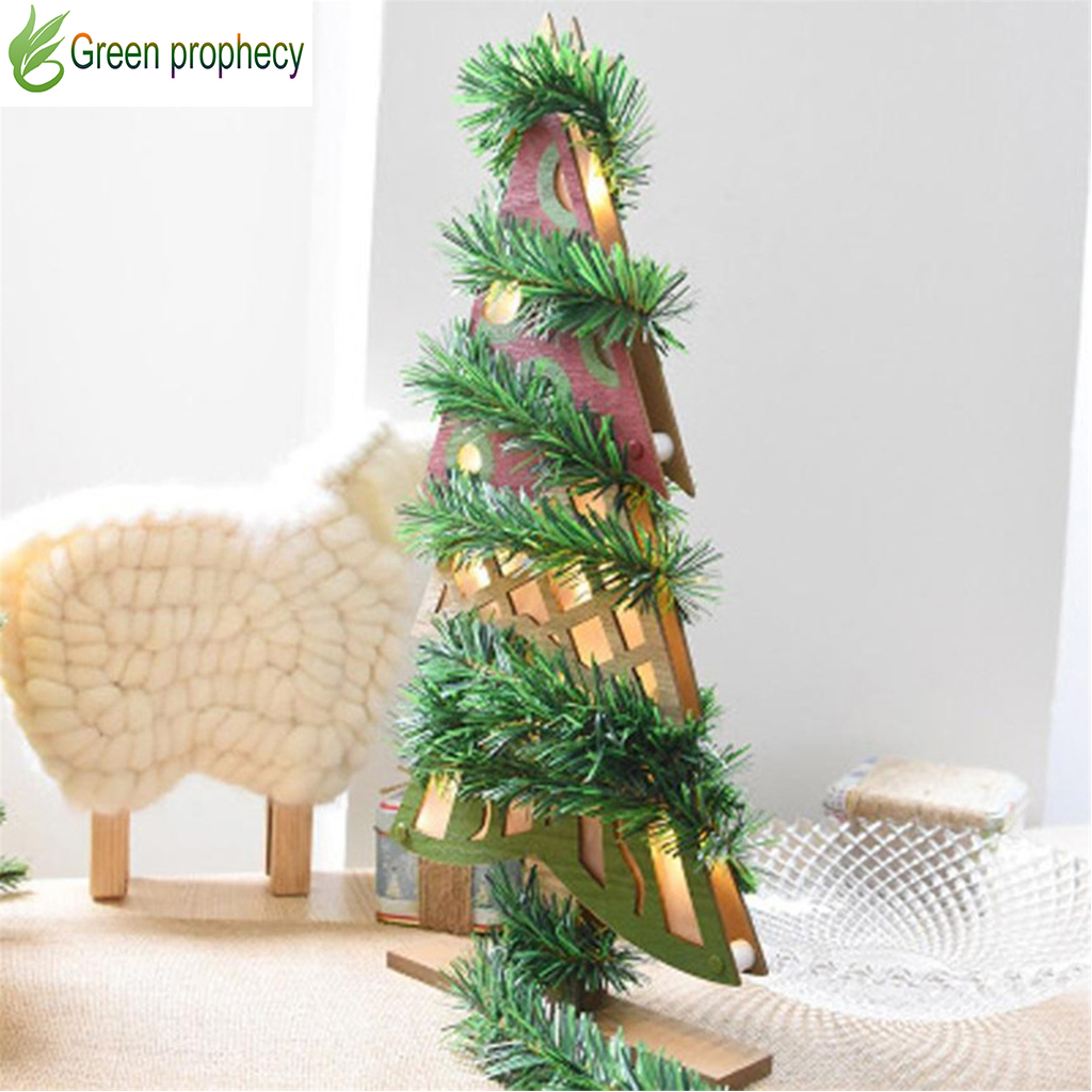 5.5M Festive Party Rattan DIY Wreath Christmas Decoration Garland Party Drop Ornament 2020 Christmas Decorations For Home