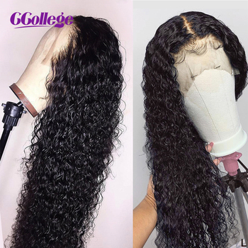 32 Inch 13x4/13x6 Lace Front Wigs Curly Peruvian Remy Human Hair Wigs For Women 150% Density Deep Hairline With Baby Hair Wigs