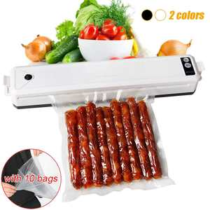 Automatic Vacuum Food Sealer 110V 220V Portable Electric Household Mini Food Vacuum Sealer Packaging Machine