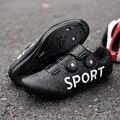 Мужские кроссовки для велоспорта, спортивные кроссовки для активного отдыха
