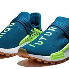 2020 Human Race Pharrell Williams X BBC Running Shoes infinite species BBC Sun G
