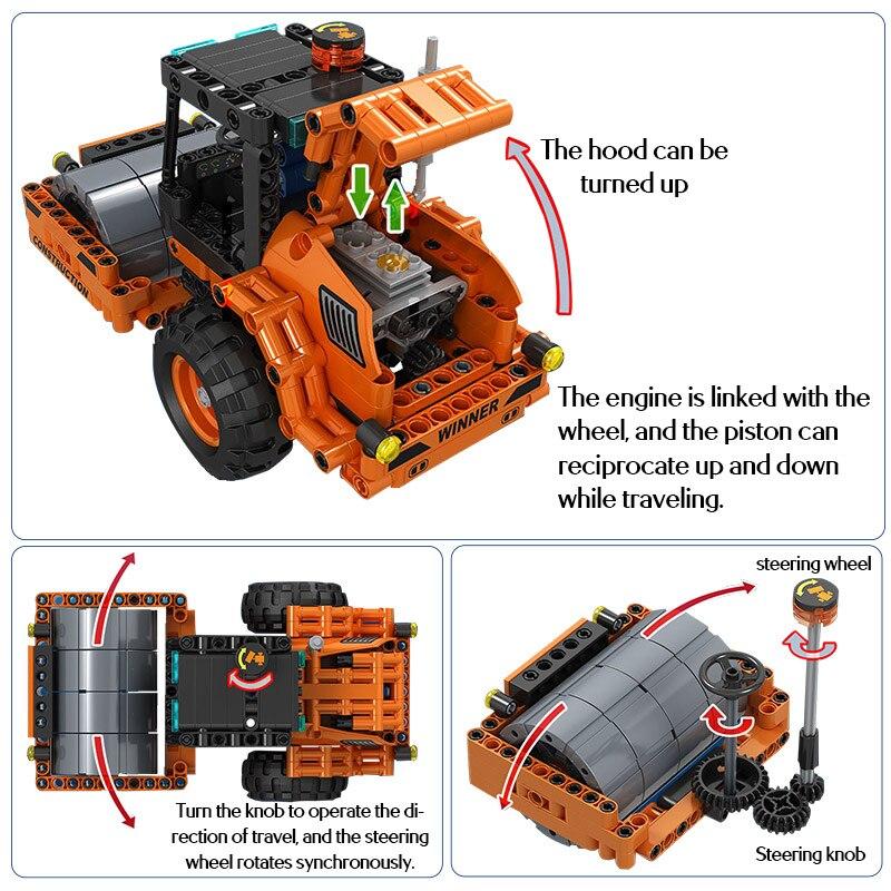 Winner City Engineering Vehicle