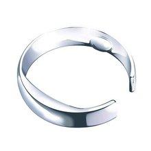 Анти храп кольцо магнитотерапия Акупрессура лечение против храпа устройство храп стопор палец кольцо Спящая помощь