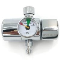 All Copper New Argon Pressure Gauge Energy Saving And Anti Argon Argon Arc Welder Pressure Reducing Valve
