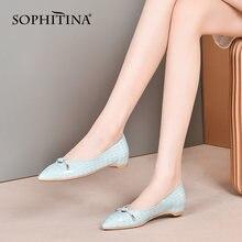 Туфли лодочки женские кожаные ручной работы so518