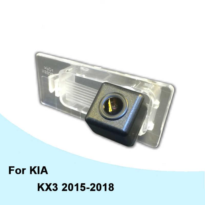 BOQUERON pour KIA KX3 2015 2016 2017 2018 caméra de vue arrière de voiture trasera Auto sauvegarde arrière parking Vision nocturne étanche HD