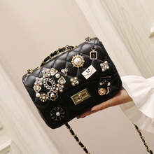 Women Fashion Lether Shoulder Bag Heavy