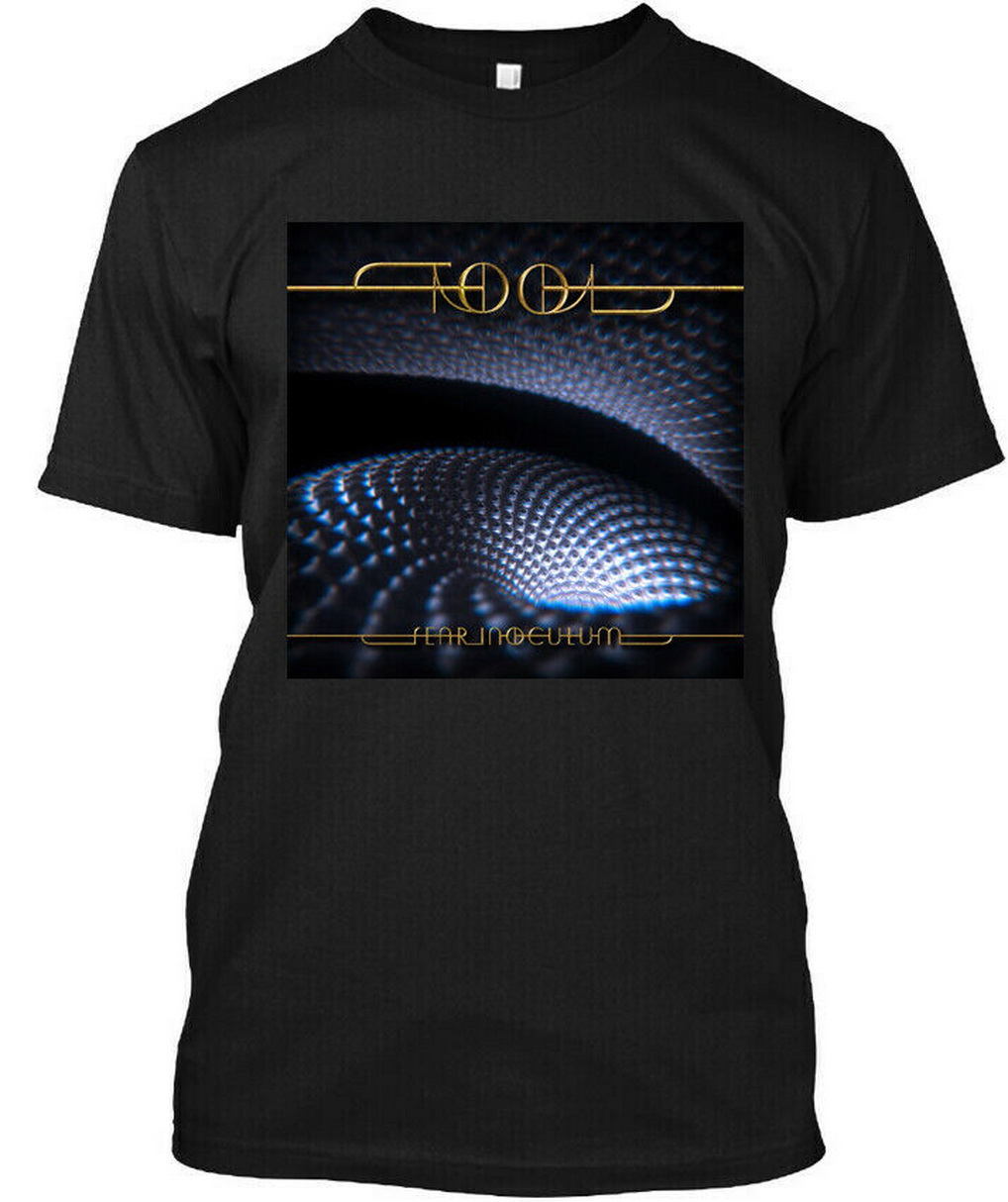 New Tool Album Fear Inoculum T-Shirt S-5Xl Tee Shirt More Size And Colors image