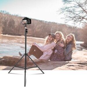 Image 5 - Сверхмощный металлический алюминиевый сплав 2 м светильник штатив стойка для фотостудии софтбокс для видеосъемки светильник отражатель