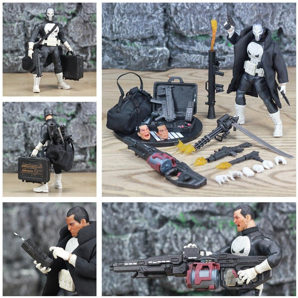 Special Ops One:12 Marvel Punisher Frank Castle 6