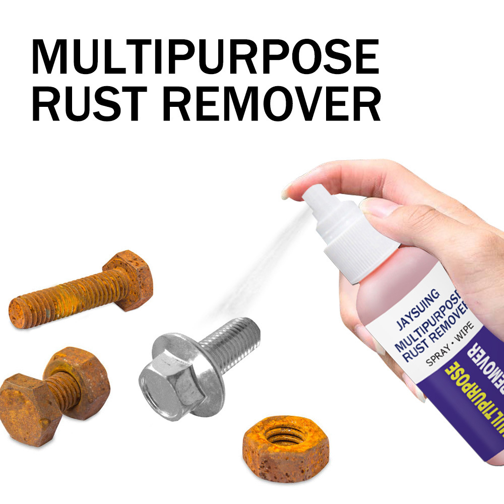 30/50ml Car Rust Remover Anti rust Lubricant Maintenance Derusting Spray Inhibitor Metal Surface Chrome Paint Clean Accessories Paint Cleaner  - AliExpress