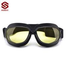 Mode Erwachsene Motorrad Schutz Sport Off-Road Oculos Motocross Brille Gläser für Motorrad Dirt Bike Gafas