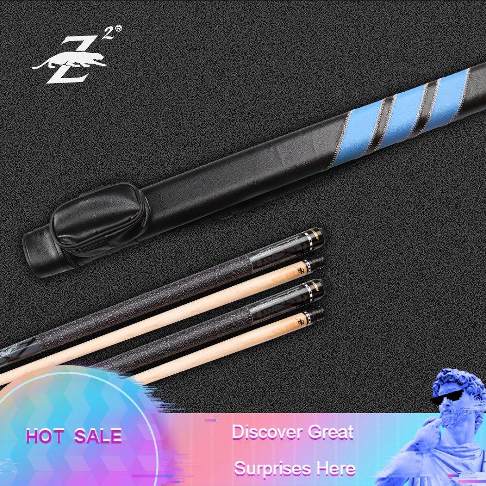 PREOAIDR 3142 Z2 Billiard Pool Cue 11 5mm Tip Billiard Stick Kit Maple with Case with