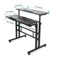 Multi-purpose Height Adjustable Laptop Desk Table